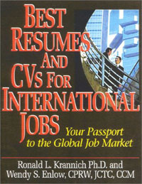 Best Resumes and CVs for International Jobs