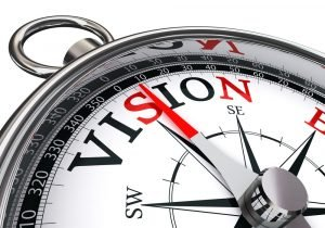 Vision- chief visionary officer