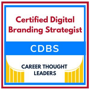 Certified Digital Branding Strategist